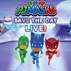 PJ Masks Live! Save The Day in Seattle