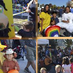 24th Annual California Ave Trick-or-Treat & Blossom Halloween Carnival