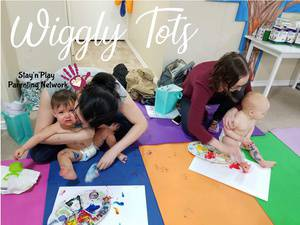 Wiggly Tots (9+ months)
