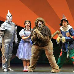 Wizard of Oz Tour at Tennessee Performing Arts Center