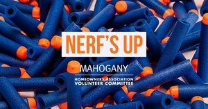 Nerf's Up