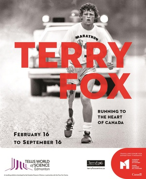 Terry Fox - Running to the Heart of Canada