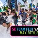 The 5K Foam Fest - Vancouver, BC