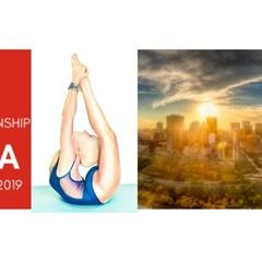 Canadian Yoga Championship - Edmonton