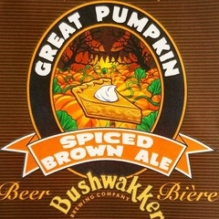 Annual Great Pumpkin Spiced Brown Ale Release