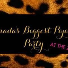 Canada's Biggest Pajama Party....fundraiser