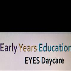 Early Years Education System (EYES)