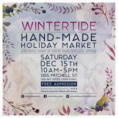 Wintertide Hand-Made Holiday Market