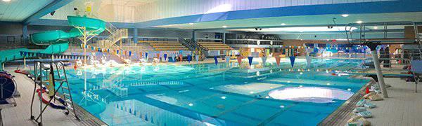 City Of Victoria Crystal Pool