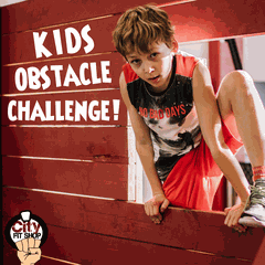 Kids Ninja Warrior Challenge