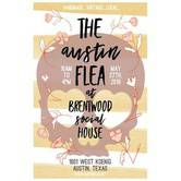 The Austin Flea at Brentwood Social House