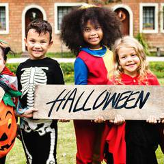 Halloween's Happening with Mini Minds (2 - 6 year olds)