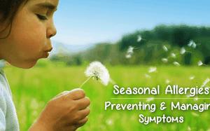 Allergy Season: 15 Tips To Help Prevent Allergy Symptoms in Kids