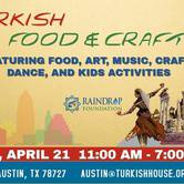 Turkish Food and Craft Fest