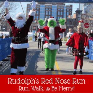 Rudolph's Red Nose Run