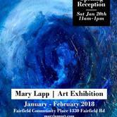 Mary Lapp Art Exhibition & Opening Reception