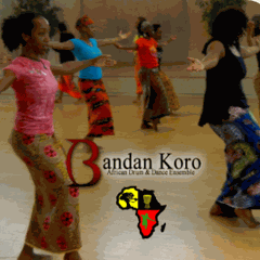 African Dance with Bandan Koro African Drum and Dance Ensemble