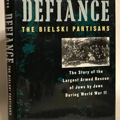 Virtual iRead Book Club for Adults: Defiance