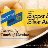 5th Annual Supper & Silent Auction