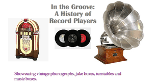 In the Groove: New Exhibition at the Museum of American Heritage (MOAH)