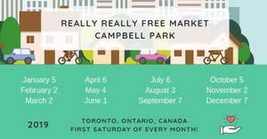 Really Really Free Market 2019