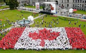 Canada Day Events in Victoria
