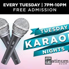 Tuesday Karaoke Night