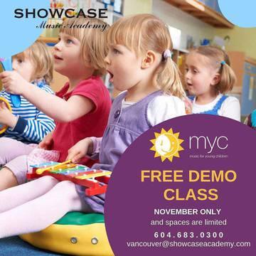 Showcase Academy's promotion image