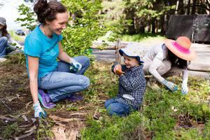 Volunteer: Presidio Earth Day Celebration