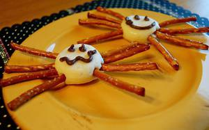 Halloween Party Tasty Treats
