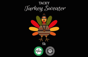 Tacky Turkey Sweater 5K