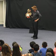 Bee Best Learning Center | Jungle Stories puppets show