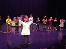 SPRING BREAK CAMP: Kids on Stage