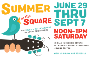 Wesbrook Village Summer in the Square