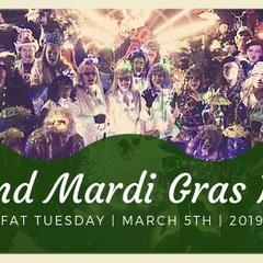 Portland's Mardi Gras Day Parade 2019