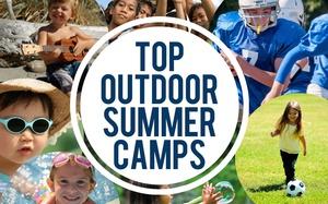 Top Outdoor Summer Camps in Nashville