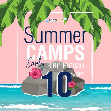 Idea Lab Kids Calgary's promotion image