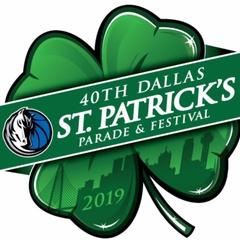 Dallas Mavs 40th Anniversary St. Patrick's Parade & Festival