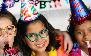 Kids Birthday Parties in the San Francisco Bay Area