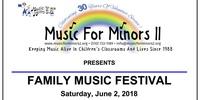 Family Music Festival - FREE!