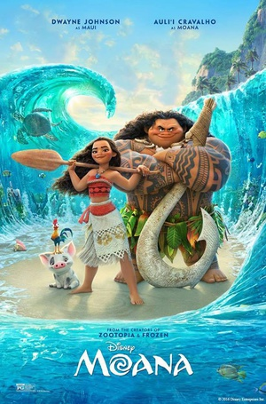 Pix in the Park: Moana