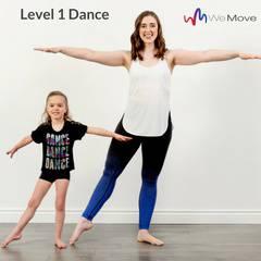 $5.00 Trial Classes-Ballet/jazz Level 1