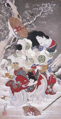 Styled with Poise – Figures in Japanese Paintings and Prints