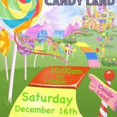 """Christmas In the City """"Candy Land"""""""
