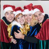 Candy Cane Carollers at Wychwood Theatre
