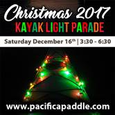 Christmas Kayak Light Parade