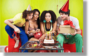 The More, the Merrier: Partying with Your Birthday Mates