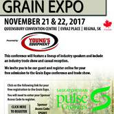 Agribition's Grain Expo