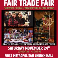 VIDEA's 40th Anniversary Fair Trade Fair