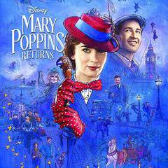 Pix in the Park: Mary Poppins Returns